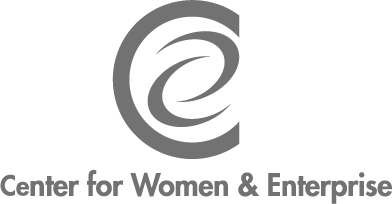 Center For Women & Enterprise Logo