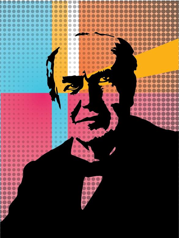 Thomas Edison Portrait