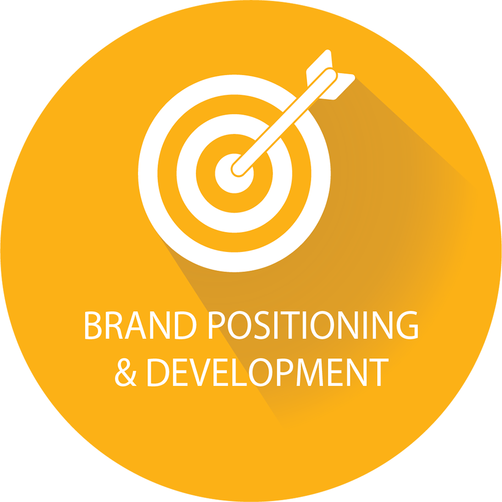 Brand Equity & Positioning Icon