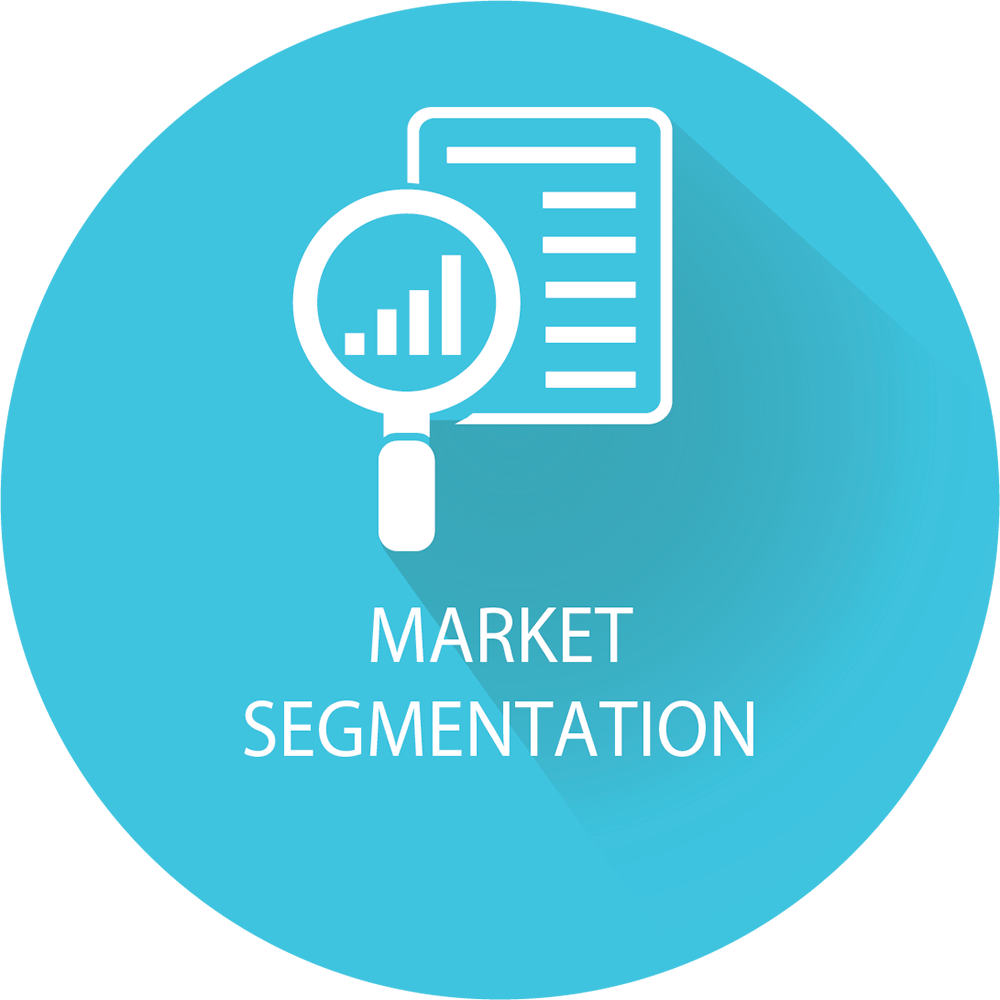 Market Segmentation Icon