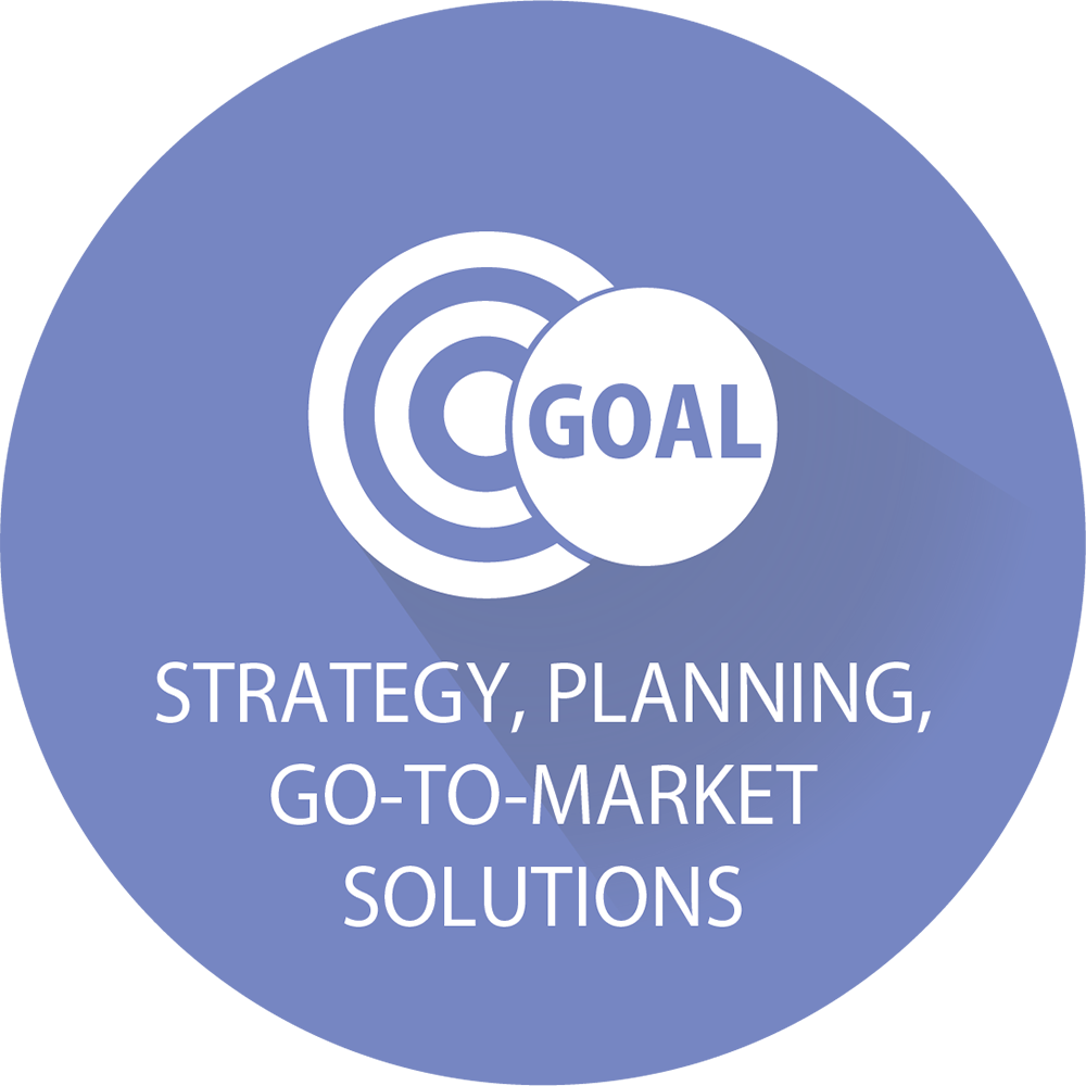 Strategy & Go-To-Market Icon
