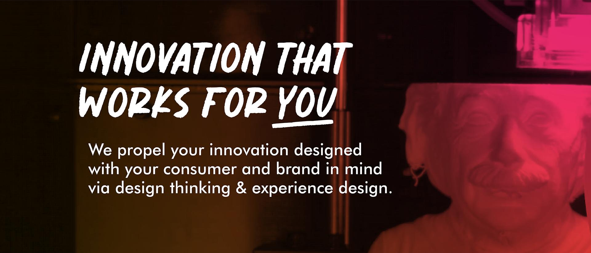 Header Image: Innovation that works for you