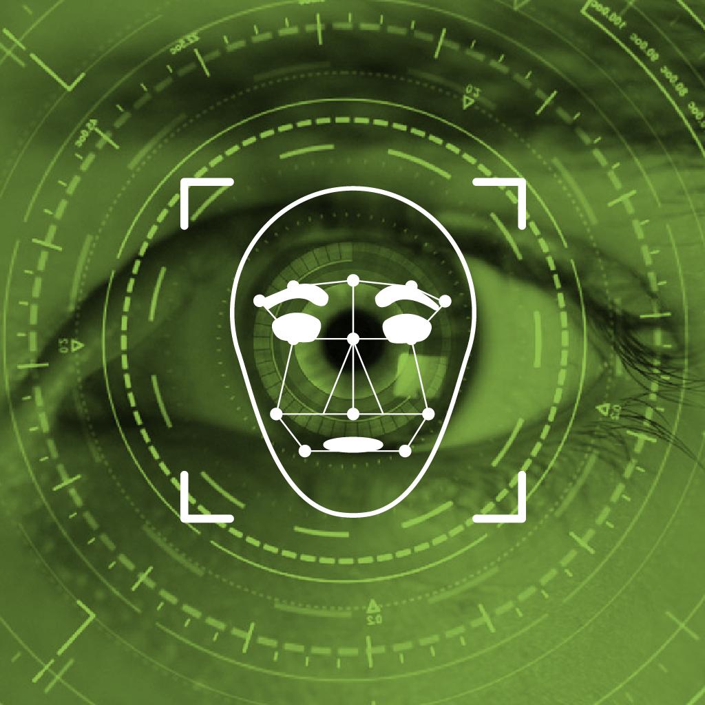 Biometrics & Sentiment Analysis Icon