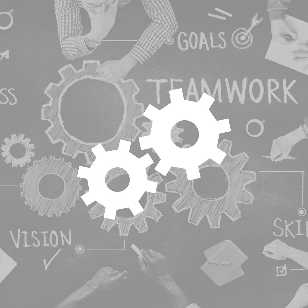 Processes & Framework Icon
