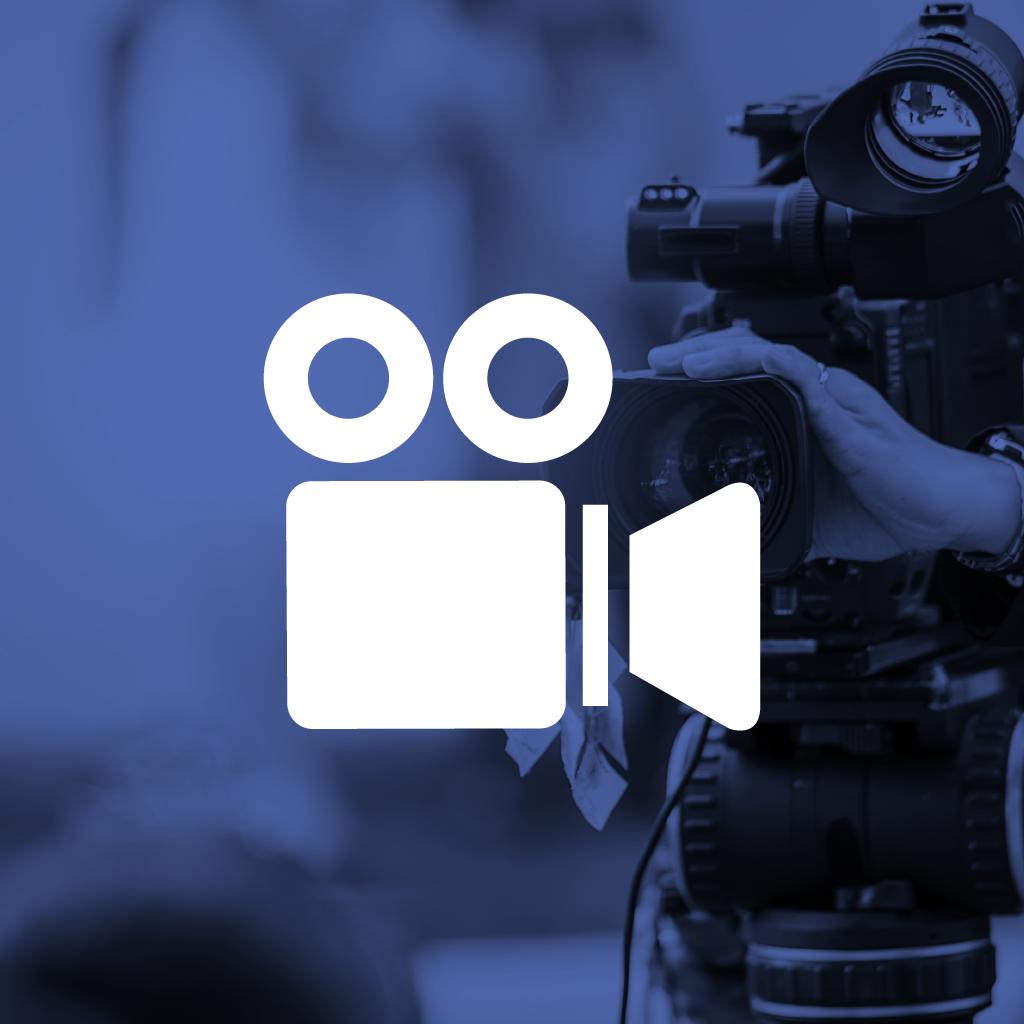 Custom Video Production Icon